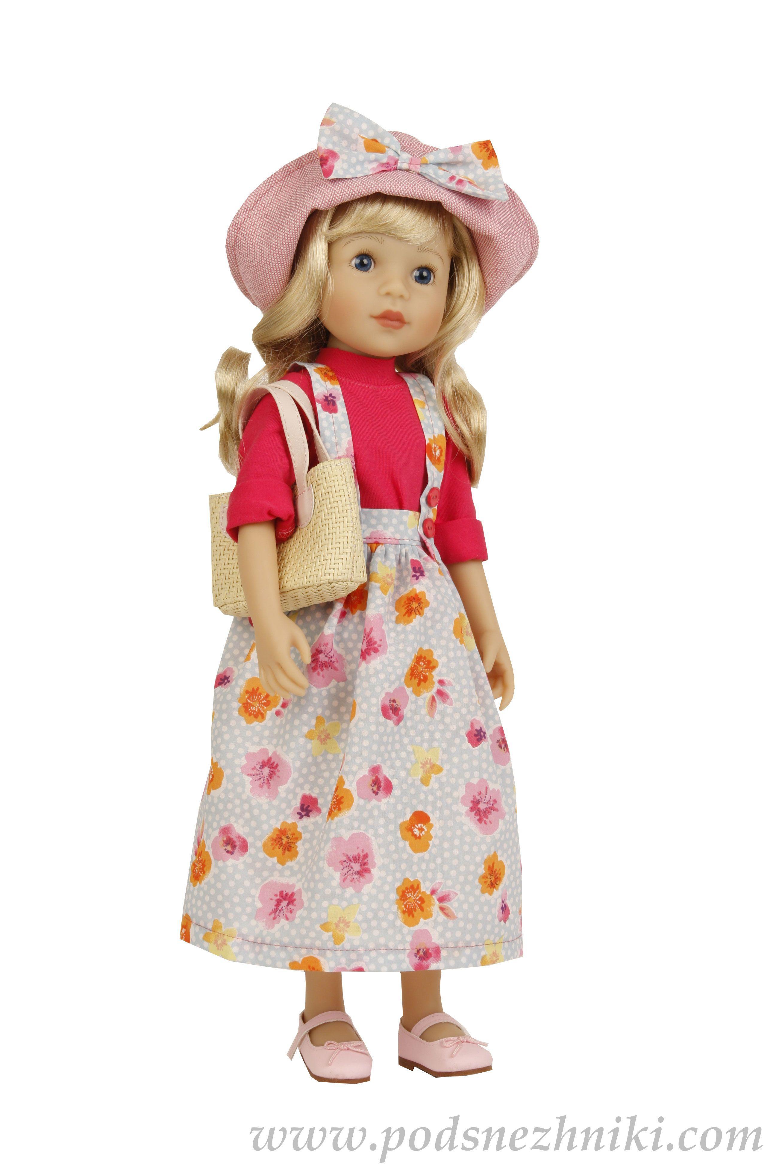 Yella - игровая куколка от Schildkrot