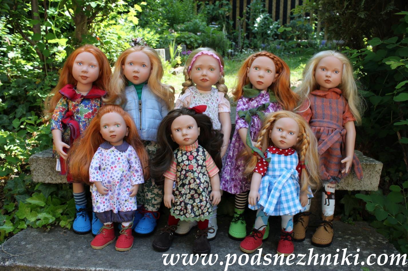 Zwergnase Junior Dolls 2012-2015