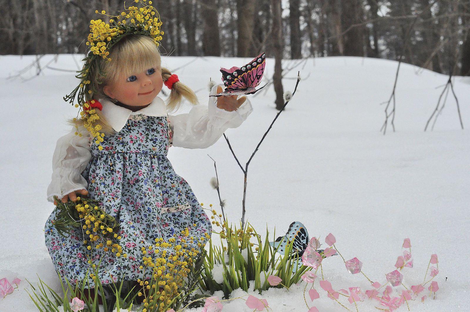 весна не торопится картинки для